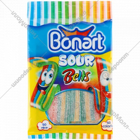Мармелад желейный «Bonart» Sour Betts, 90 г.