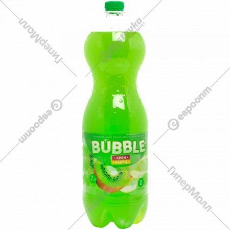 Напиток «Bubble» киви и банан, 2 л.