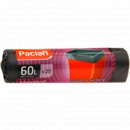 Мешки для мусора «Paclan» Standart 60 л, 20 шт.