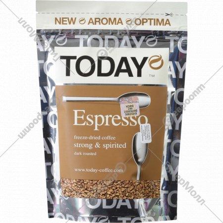 Кофе «Today» Espresso, 75 г.