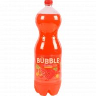 Напиток «Bubble» клубника со сливками, 2 л.