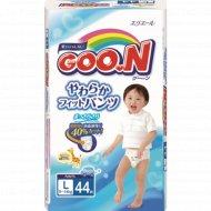 Подгузники-трусики «Goo.N» для мальчиков, L, 9-14 кг, 44 шт.