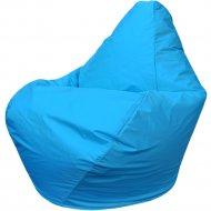 Бескаркасное кресло «Flagman» Груша Мини Г0.2-14, голубой