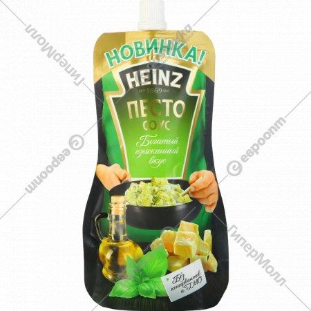 Соус «Heinz» Песто, 230 мл.