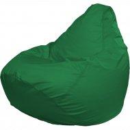Бескаркасное кресло «Flagman» Груша Макси Г2.1-04, зеленый