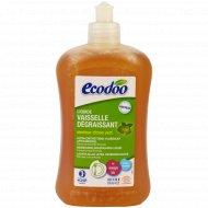 Средство для мытья посуды «Ecodoo» зеленый лимон 500 мл.