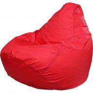Бескаркасное кресло «Flagman» Груша Макси Г2.1-06, красный