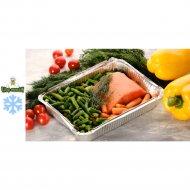 Полуфабрикат «Филе рыбы с овощами» замороженный, 1/600 .