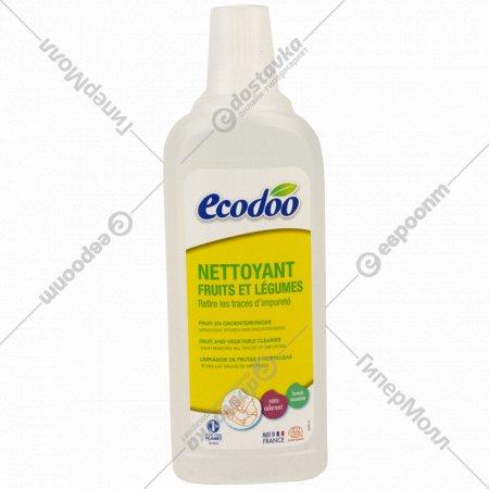 Экологическое средство для мытья овощей и фруктов «Ecodoo» 750 мл.
