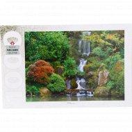 Мозаика «Водопад в японском саду» 79115, 100 элементов.