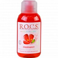 Ополаскиватель для полости рта «R.O.C.S.» грейпфрут, 400 мл.