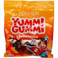 Желейные конфеты «Yummi Gummi» Funny Cola, 100 г.