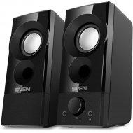 Акустическая система «Sven» 357 Black.
