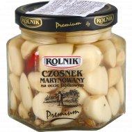 Чеснок консервированный «Rolnik» Premium, 200 г.