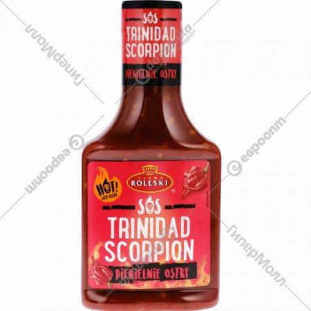 Соус острый «Скорпион Тринидада» 340 г.