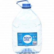 Вода питьевая «Aqualine» негазированная, 6 л.