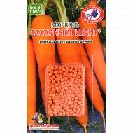 Семена морковь «Сахарный гигант» гелевое драже, 10 шт