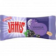 Мороженое «Jattis» ванилин и черная смородина в глазури, 70 г