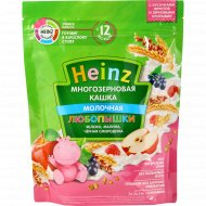 Каша молочная «Heinz» любопышки, 200 г.