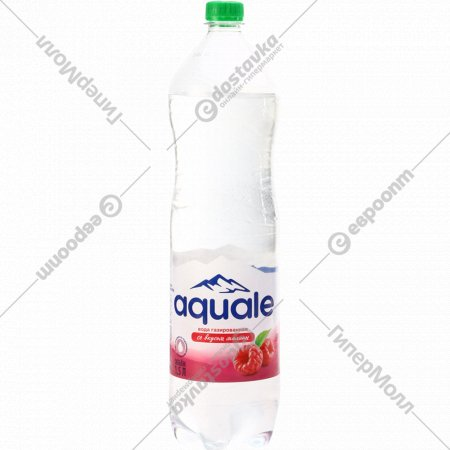 Вода газированная «Березинская» со вкусом малины, 1.5 л.