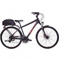 Велосипед «Aist» Sputnik 1.1 18 2020, Черный