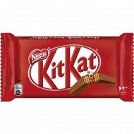 Шоколад «Kit Kat» молочный с хрустящей вафлей, 45 г.