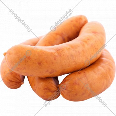 Колбаса полукопченая «Мозаичная новая» 1 кг, фасовка 0.5-0.6 кг