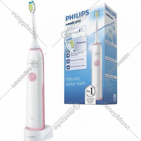 Электрическая зубная щетка «Philips Sonicare CleanCare+».