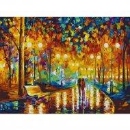 Картина по номерам «Azart» Осенняя прогулка, 30х40 см