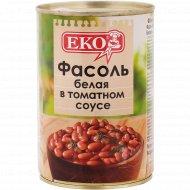 Фасоль белая «Eko» в томатном соусе, 400 г