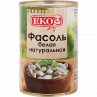 Фасоль белая «Eko» 400 г