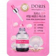 Ампульная маска для лица «Doris» с экстрактом жемчуга, 25 мл.