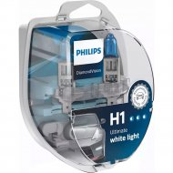 Комплект автоламп «Philips» H1 12258DVS2, 2 шт