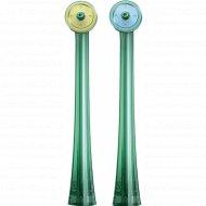 Сменные насадки для прибора «Philips Sonicare AirFloss» 2 шт.