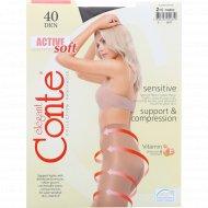 Колготки женские «Conte» Active 40 den,shade, размер 2.
