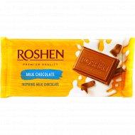 Шоколад молочный «Roshen» 90 г.