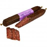 Колбаса сырокопченая салями «Оригинальная» высший сорт, 1 кг, фасовка 0.3-0.4 кг