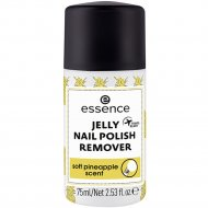 Средство для снятия лака «Essence» jelly nailpol remover, 75 мл