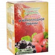Сок натуральный «Яквил» из яблок, клубники и черноплодной рябины, 3 л