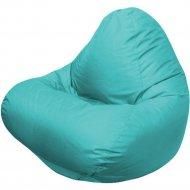 Бескаркасное кресло «Flagman» Relax Г4.2-13, морская волна