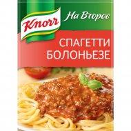 Смесь сухая на второе «Knorr» спагетти болоньезе, 28 г.