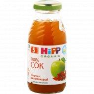 Сок «Hipp» яблочно-шиповниковый, 200 мл.