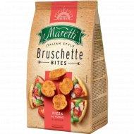 Сухарики «Bruschette» со вкусом пиццы, 70 г.