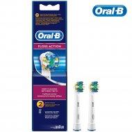 Насадки для зубной щетки «Oral-B» Floss Action, 2 шт.