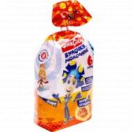Булочки молочные «Фиксики» с молочной начинкой, 6х25 г.