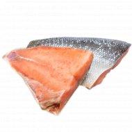 Рыба свежемороженная «Кета» 1 кг., фасовка 0.85-0.96 кг