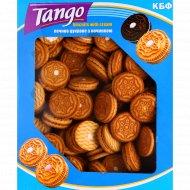 Печенье сахарное «Tango» со вкусом сгущенного молока, 650 г.