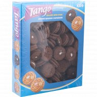 Печенье сахарное «Tango» с какао, 650 г.
