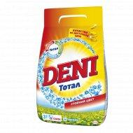 Порошок стиральный «Deni» автомат, стойкий цвет 3 кг.
