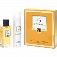 Набор «Imperatrice 05» парфюмерная вода 60 мл+дезодорант 75 мл.